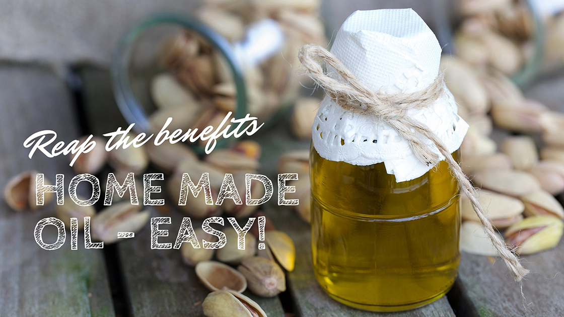 Benefit of home made oils