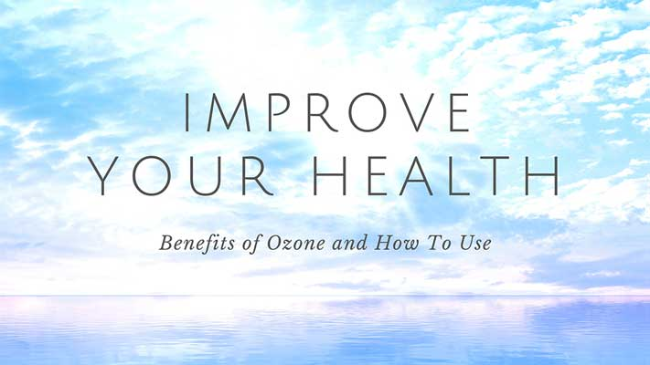 Primjena ozona