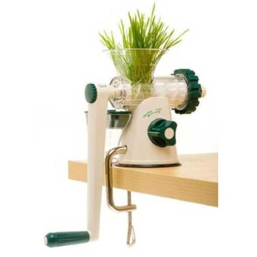 Lexen ročni sokovnik za sočenje pšenične trave