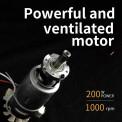 Ice Crusher ENDURO motor
