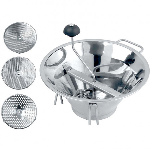OMAC CHEF profesionall SS vegetable mill