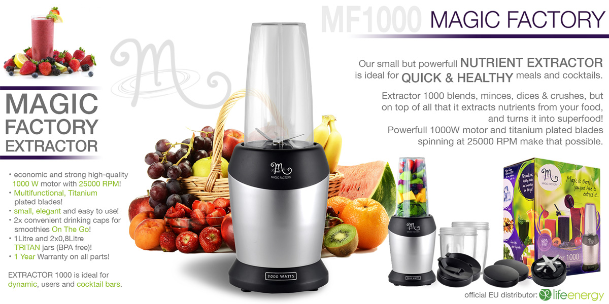 Extractor 1000 by Magic Factory