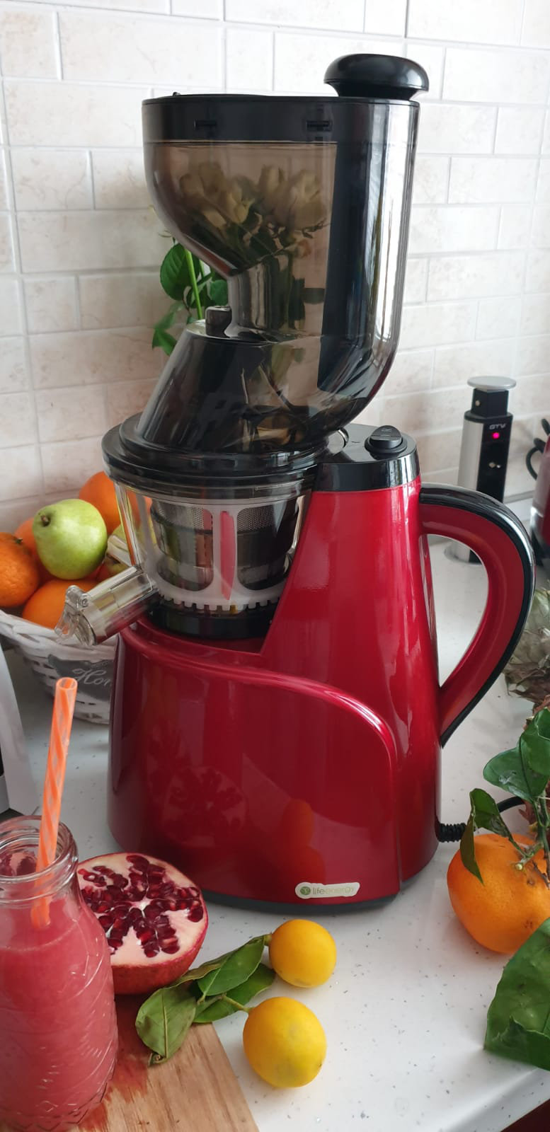 ORIGINAL big mouth slow juicer